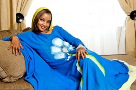 Citizen TV's Lulu Hassan